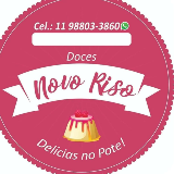 Novo Riso Delicias No Pote