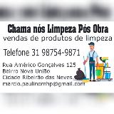 Chama Nós Limpeza Pós Obra E Vendas De Produtos De Limpeza