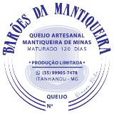 """Queijos """"Barões Da Mantiqueira"""""""