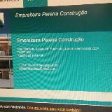 Empreiteira Pereira Construções E Reformas Prediais Residenciais