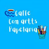 Caffe Com Artts Papelaria