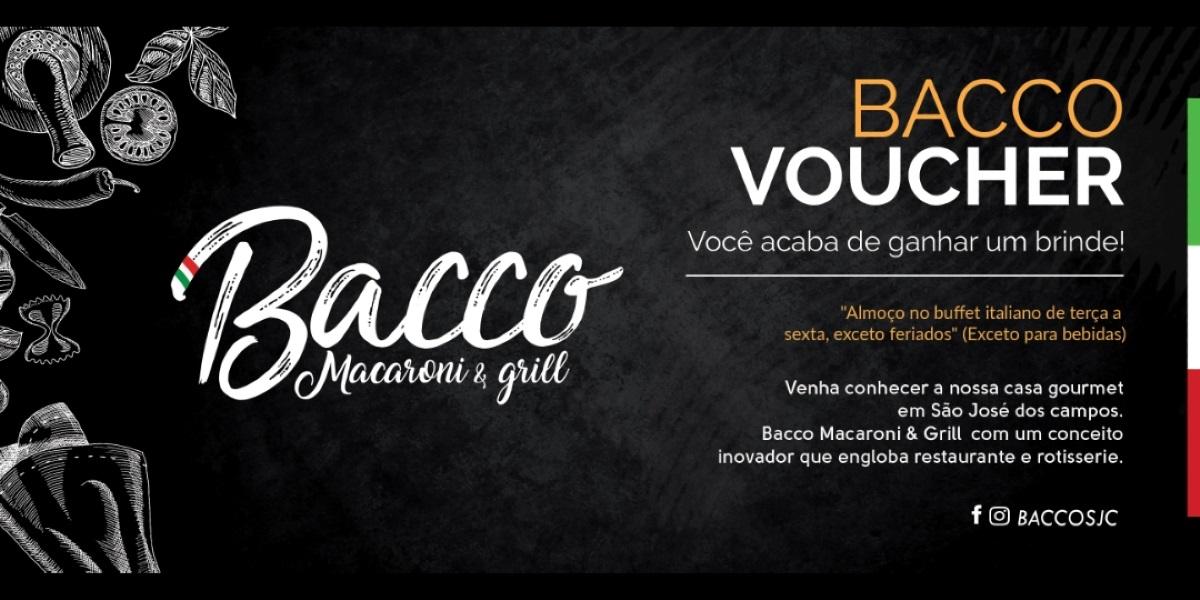 Bacco Macaroni E Grill