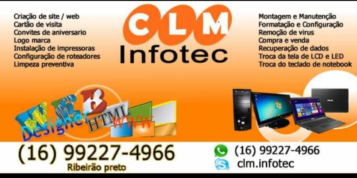 Clm Infotec Segurança Eletrônica