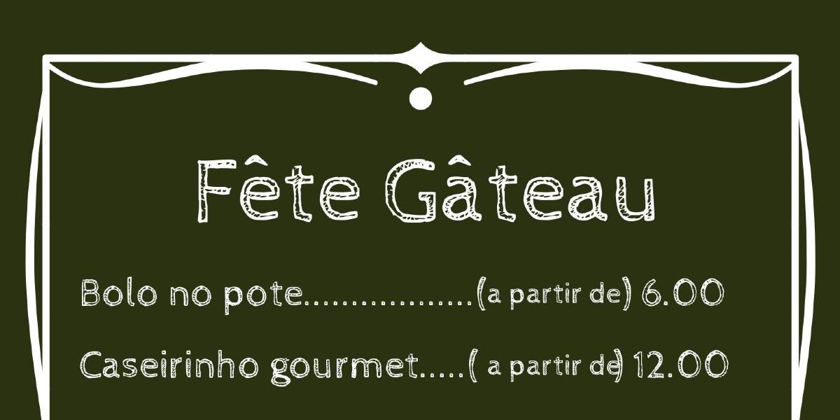 Fête Gateau