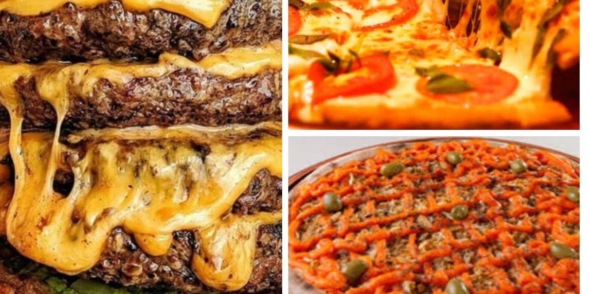 Paladar Gourmet Pizzaria E Hamburgueria