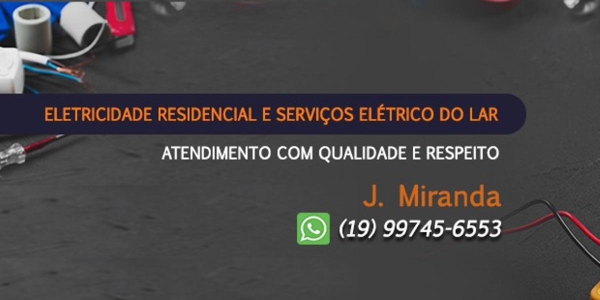 Eletricista Residencial Vila Nova