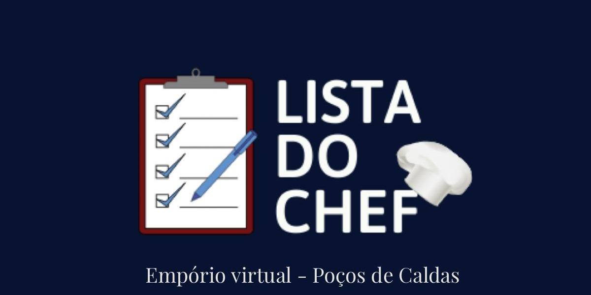 Lista Do Chef