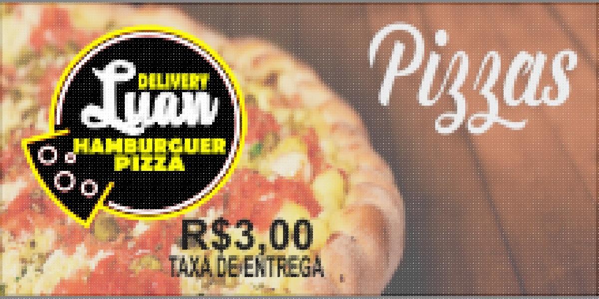 Luan Pizza Delivery