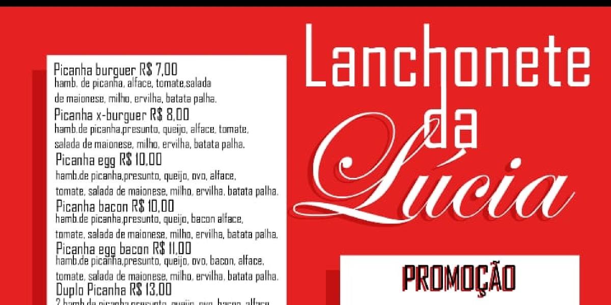 Lanchonete Da Lucia