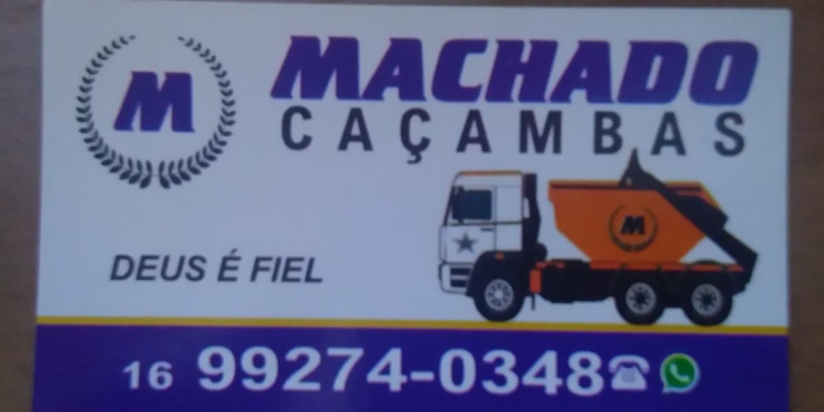 Machado Caçambas