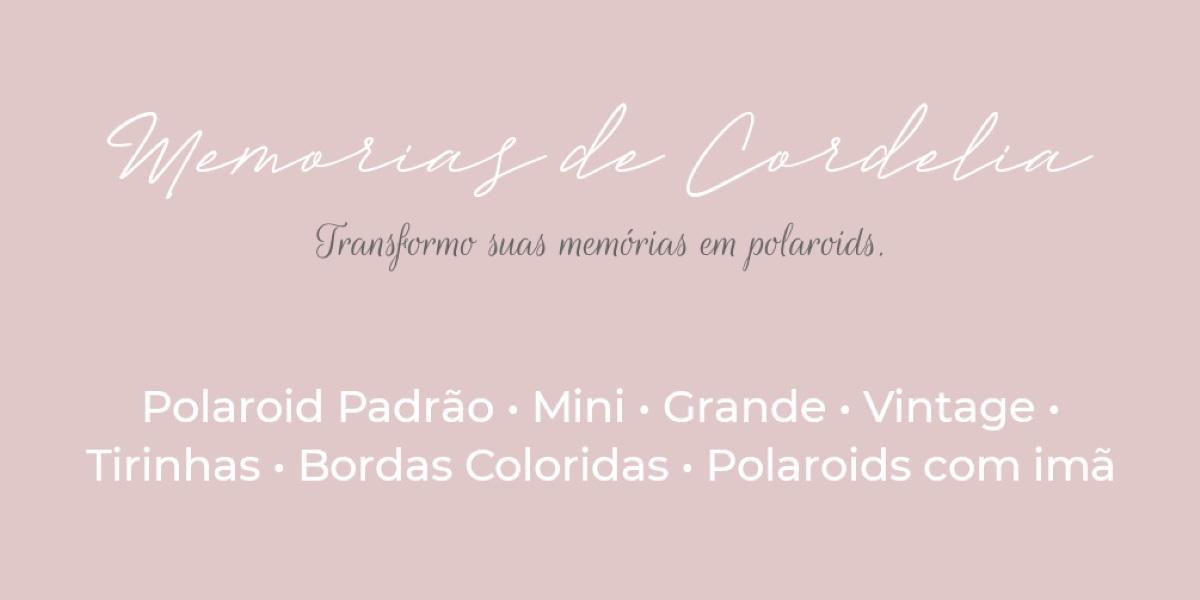 Memórias De Cordélia