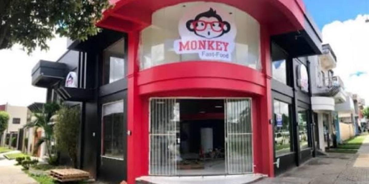 Monkey Fast Food