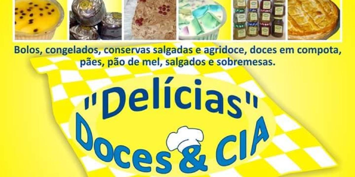 Delicias Doces & Cia