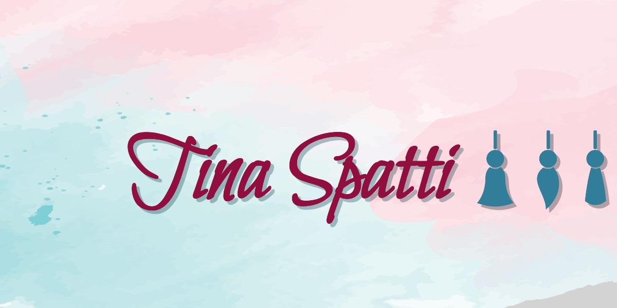 Tina Spatti Tassel