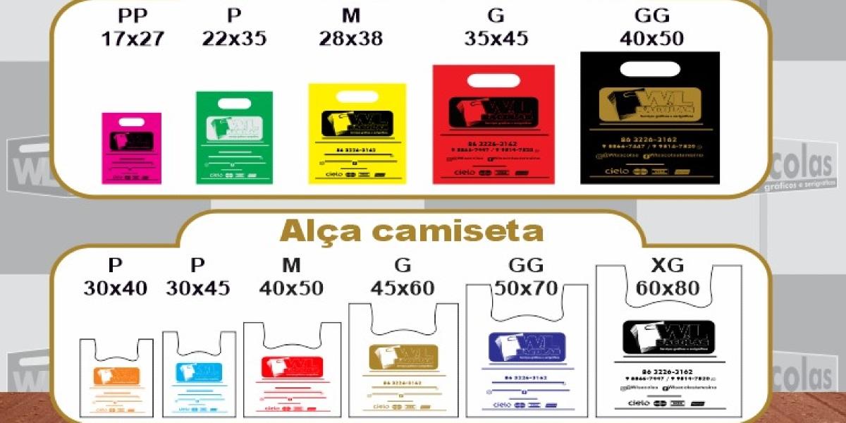 W L Sacolas & Embalagens